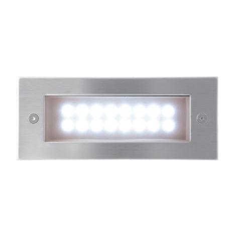 Panlux ID-A04B/S - LED venkovní osvětlení INDEX 16 LED 1x16LED/1W/230V