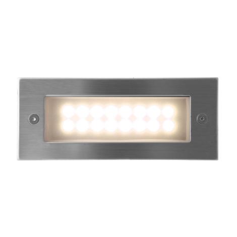 Panlux ID-A04B/T - LED venkovní osvětlení INDEX 16 LED 1x16LED/1W/230V