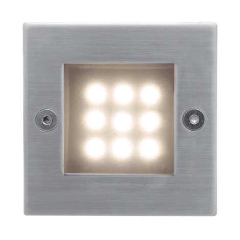 Panlux ID-B04/T - LED venkovní osvětlení INDEX 9 LED 1x9LED/0,5W/230V