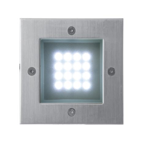 Panlux ID-B04B/S - LED venkovní osvětlení INDEX 16 LED 1x16LED/1W/230V