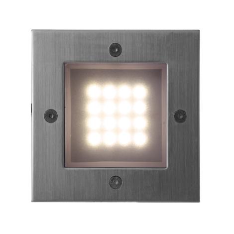 Panlux ID-B04B/T - LED venkovní osvětlení INDEX 16 LED 1x16LED/1W/230V