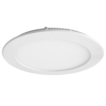 Panlux LM22300001 - LED podhledové svítidlo LED DOWNLIGHT THIN LED/12W/230V