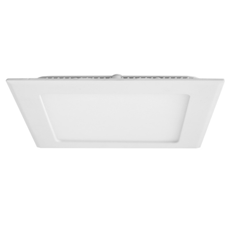 Panlux LM22300004 - LED podhledové svítidlo LED DOWNLIGHT THIN LED/12W/230V
