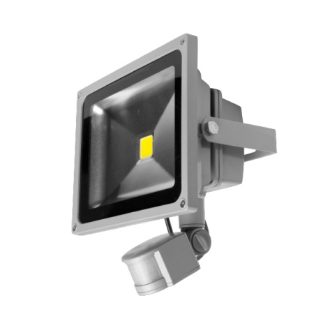 Panlux LM32300002 - LED reflektor se senzorem LED VANA S 1xLED/10W/230V