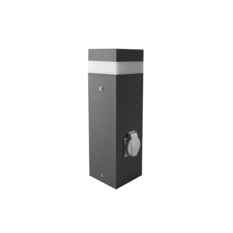 Panlux NZS-LED - Senzorová lampa pro venkovní prostory GARD LED 1x16LED/1,2W