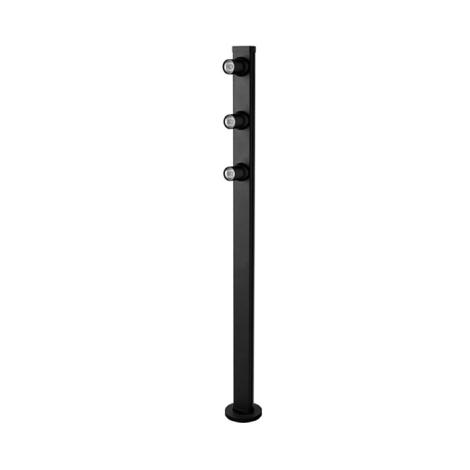 Panlux P2/CBS - LED Stojací lampa PICCO TRIO 3xLED/5,4W/500mA