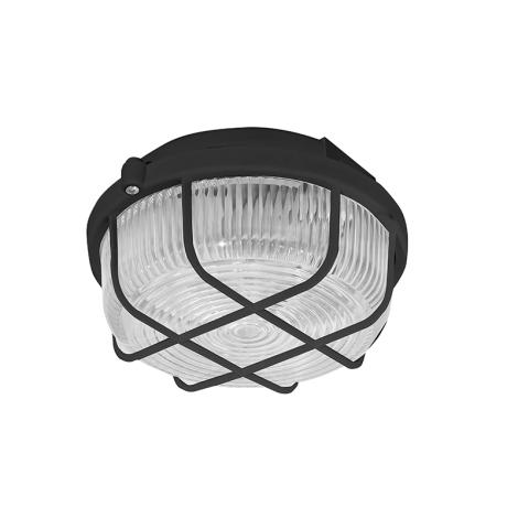 Panlux PN31300011 - LED venkovní stropní svítidlo KRUH LED 1xLED/9W/230V
