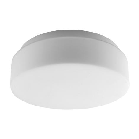 Panlux PSAB-60/B - Venkovní stropní svítidlo ALTRA 265 1XE27/60W opálové sklo