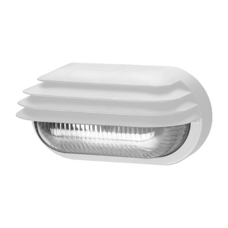 Panlux SOG-40/B - Venkovní nástěnné svítidlo OVAL GRILL 1xE27/40W/230V