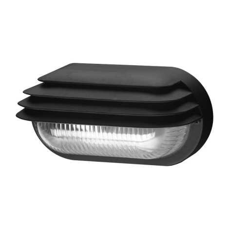 Panlux SOG-40/C - Venkovní nástěnné svítidlo OVAL GRILL 1xE27/40W/230V