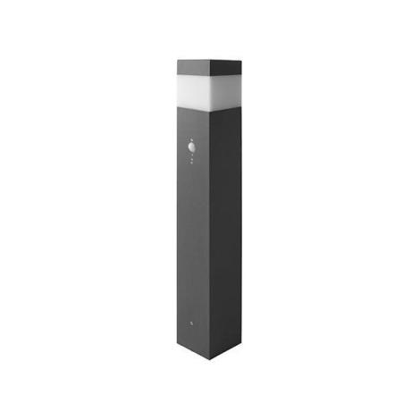 Panlux VZS-E14 - Venkovní senzorová lampa se zásuvkou GARD E14/60W