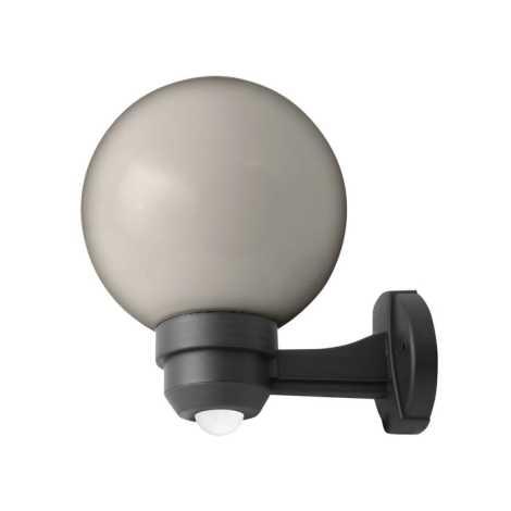 Panlux ZPK-S-20/C - Venkovní nástěnné svítidlo s čidlem PARK S 1xE27/60W/230V