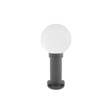 Panlux ZPP-2020 - Venkovní lampa PARK 1 1xE27/60W/230V