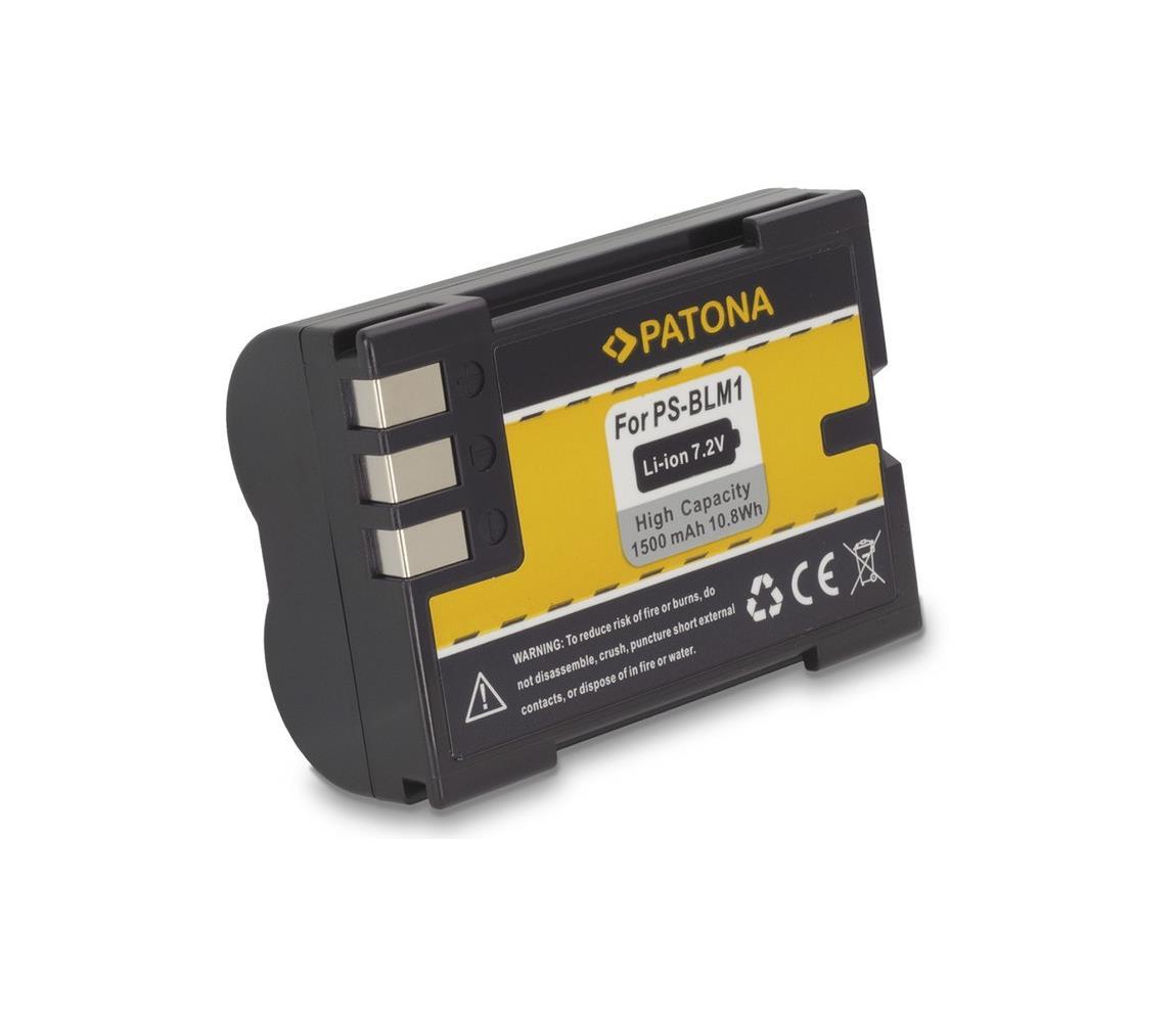 PATONA PATONA - Baterie Olympus PS-BLM1 1500mAh Li-Ion IM0364