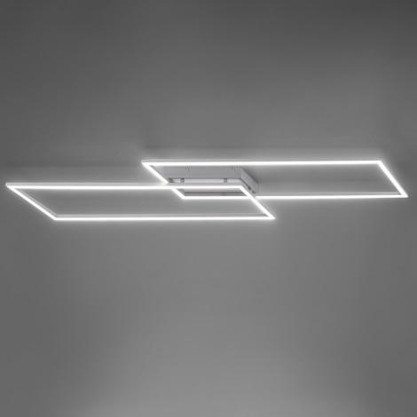 Paul Neuhaus 8194-55 - LED Stmívatelný přisazený lustr INIGO 2xLED/20W/230V