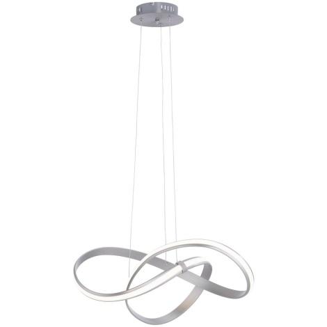 Paul Neuhaus 8291-55 - LED Stmívatelný lustr na lanku MELINDA 1xLED/30W/230V
