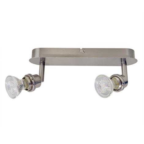 Paulmann 60311 - LED Bodové svítidlo 2xGU10/4,3W/230V