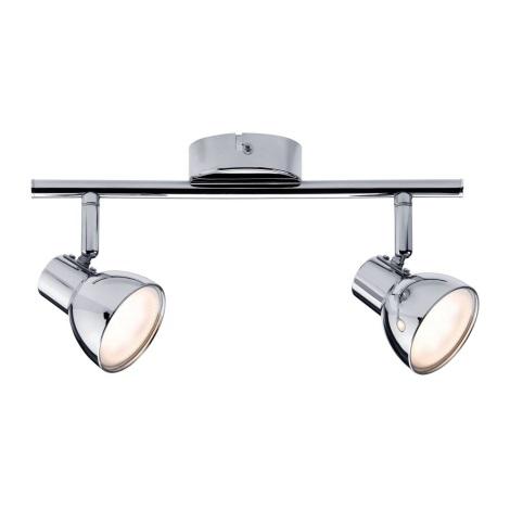 Paulmann 60355 - LED Bodové svítidlo CUP 2xLED/4,6W/230V