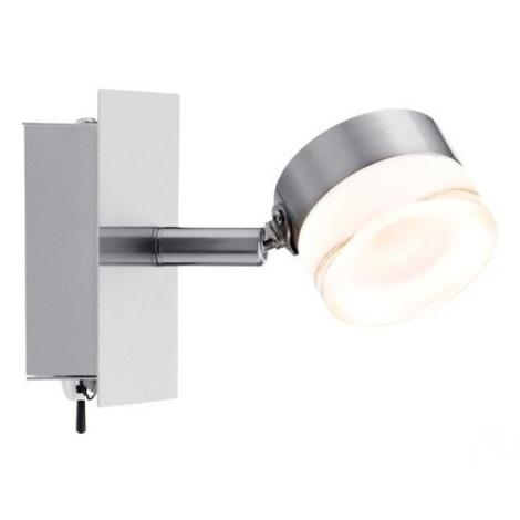 Paulmann 60377 - LED/4,3W Nástěnné bodové svítidlo SLICE 230V