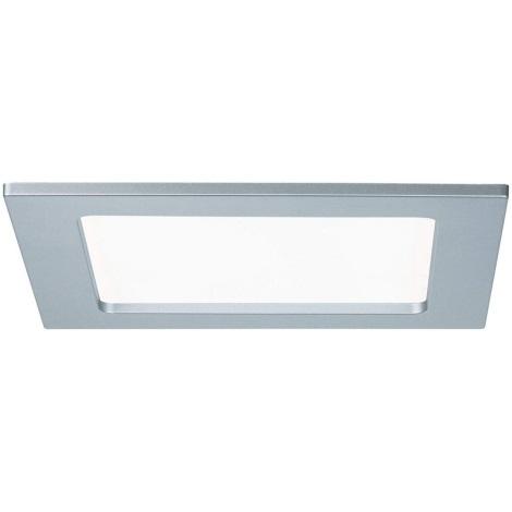 Paulmann 92077 - LED/12W IP44 Koupelnové podhledové svítidlo QUAL 230V 4000K