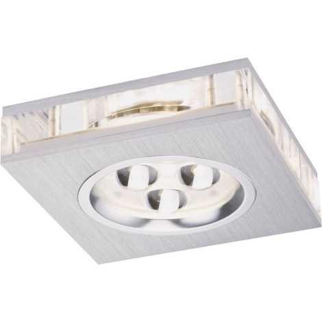 Paulmann 92601 - LED/3W Koupelnové podhledové svítidlo LIRO 230V