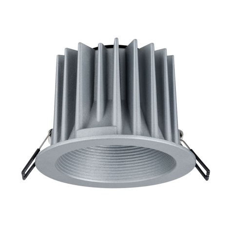 Paulmann 92638 - LED/12,6W IP65 Stmívatelné koupelnové podhledové svítidlo HELIA 230V