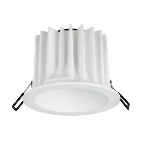 Paulmann 92639 - LED/8,7W IP65 Venkovní stmívatelné podhledové svítidlo HELIA 230V