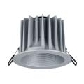 Paulmann 92646 - LED/12,6W IP65 Stmívatelné koupelnové podhledové svítidlo HELIA 230V