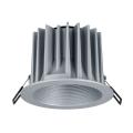 Paulmann 92670 - LED/12,6W IP65 Koupelnové podhledové svítidlo HELIA 1400 mA