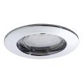 Paulmann 92758 - LED/6,8W IP44 Koupelnové podhledové svítidlo COIN 230V