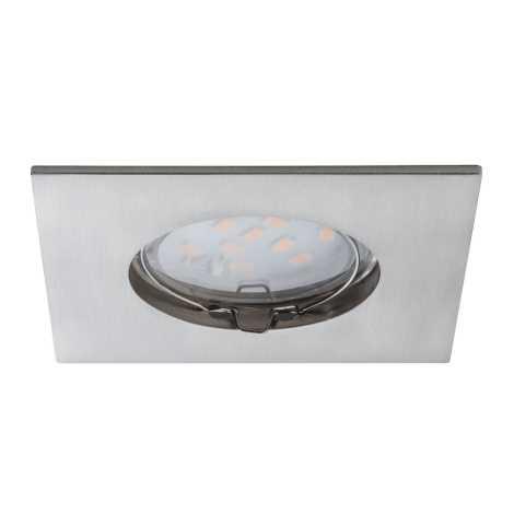 Paulmann 92761 - LED/6,8W IP44 Koupelnové podhledové svítidlo COIN 230V
