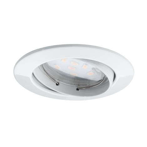 Paulmann 92764 - LED Koupelnové podhledové svítidlo 1xLED/6,8W/230V