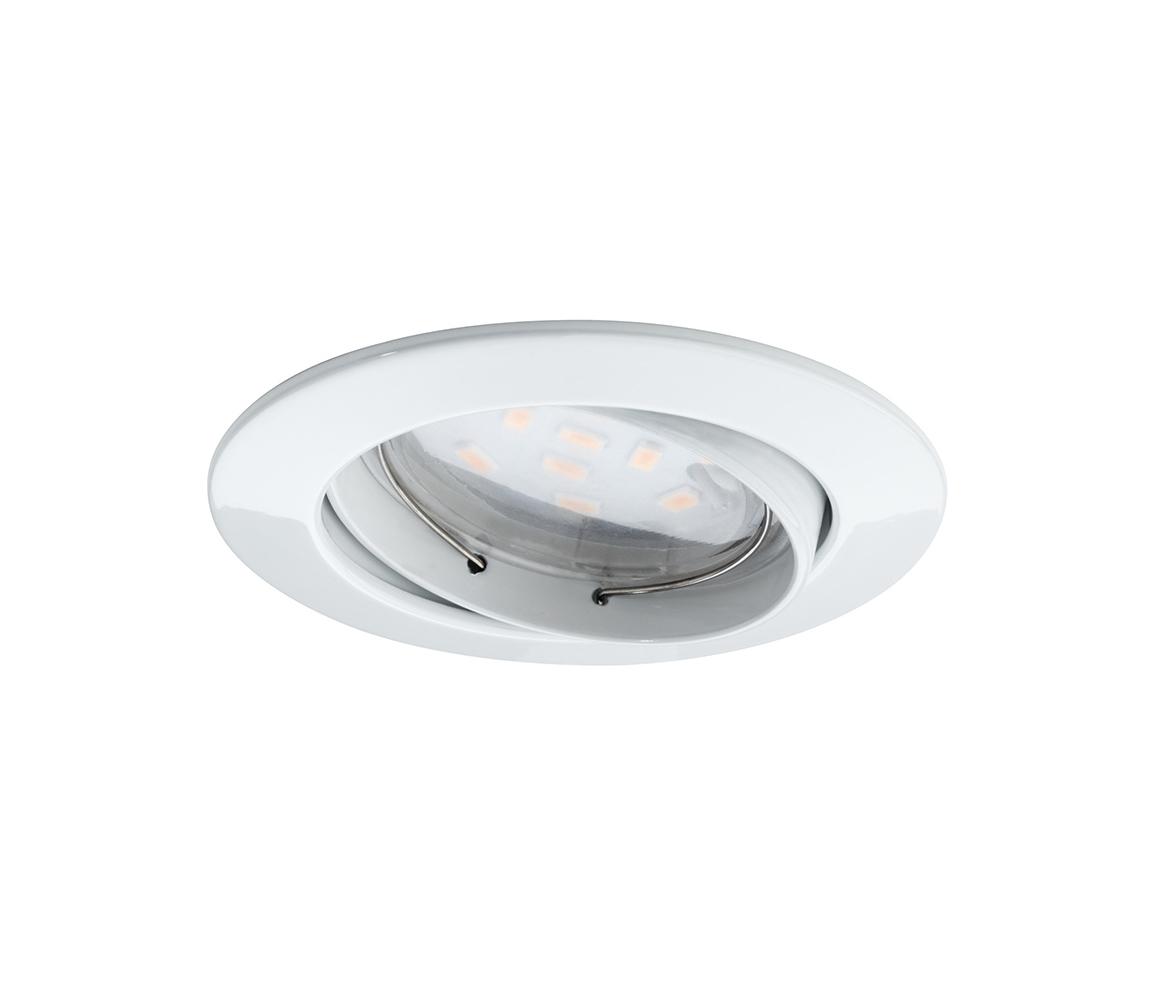 Paulmann Paulmann 92764 - LED Koupelnové podhledové svítidlo 1xLED/6,8W/230V W0404