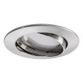 Paulmann 92777 - LED/6,8W Koupelnové podhledové svítidlo COIN 230V