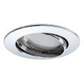 Paulmann 92779 - LED/6,8W Koupelnové podhledové svítidlo COIN 230V