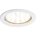 Paulmann 92781 - LED/14W Stmívatelné koupelnové podhledové svítidlo COIN IP44