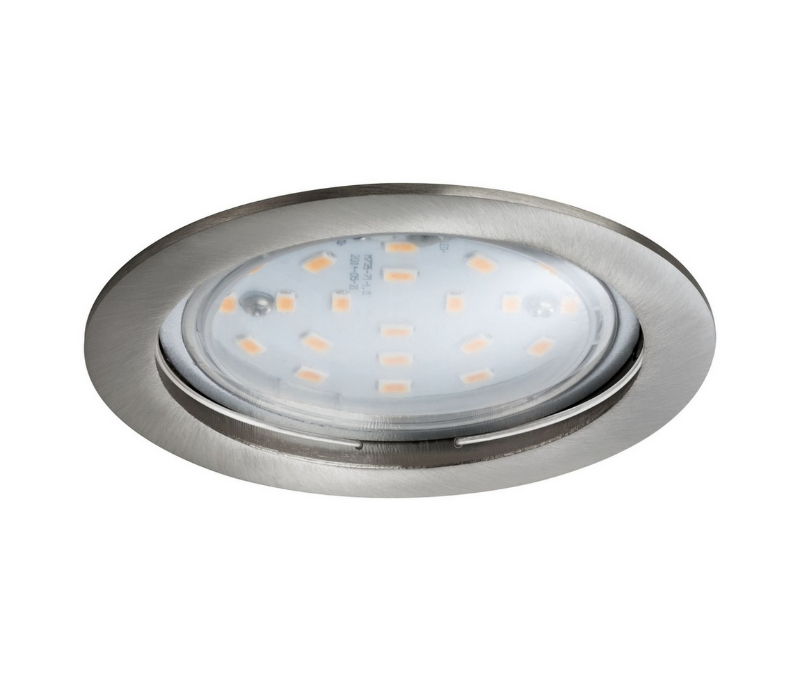 Paulmann Paulmann 92782 - LED/14W Stmívatelné koupelnové svítidlo COIN 230V IP44 W0555