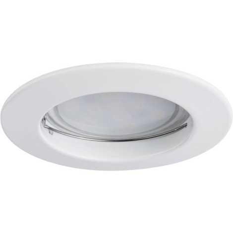 Paulmann 92822 - LED/7W IP44 Stmívatelné koupelnové podhledové svítidlo COIN 230V