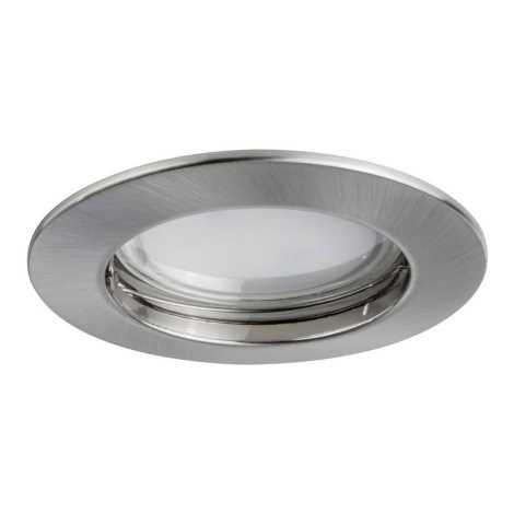 Paulmann 92826 - LED/7W IP44 Stmívatelné koupelnové podhledové svítidlo COIN 230V