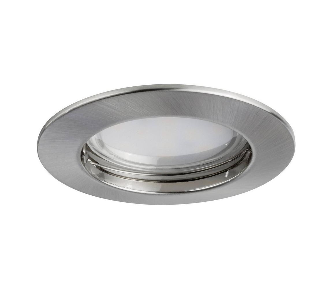 Paulmann Paulmann 92826 - LED/7W Stmívatelné koupelnové podhledové svítidlo COIN 230V IP44 W0665
