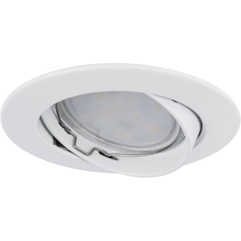 Paulmann 92830 - LED/7W Stmívatelné koupelnové podhledové svítidlo COIN 230V