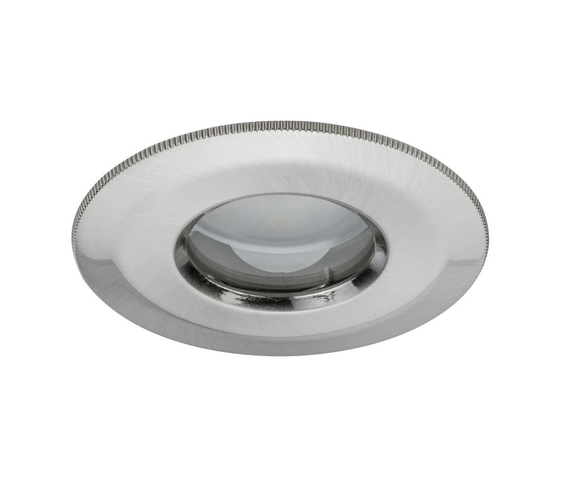 Paulmann Paulmann 92848 - LED Koupelnové podhledové svítidlo COIN 1xLED/7W/230V IP65 W0671