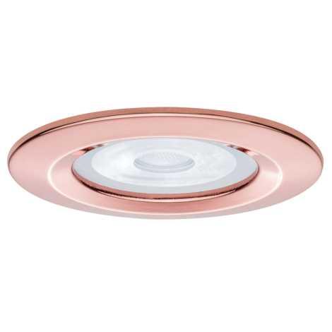 Paulmann 93634 - Koupelnové podhledové svítidlo NOVA 1xGU10/35W/230V IP44