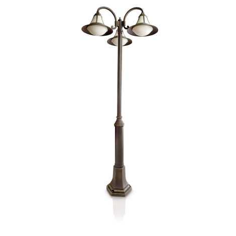 Philips 15215/42/16 - Venkovní lampa MYGARDEN PROVENCE 3xE27/23W/230V