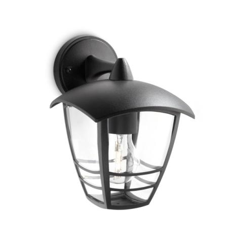 Philips 15381/30/16 - Venkovní nástěnné svítidlo MYGARDEN CREEK 1xE27/60W/230V