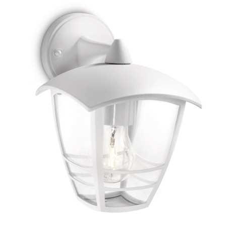 Philips 15381/31/16 - Venkovní nástěnné svítidlo CREEK 1xE27/60W/230V
