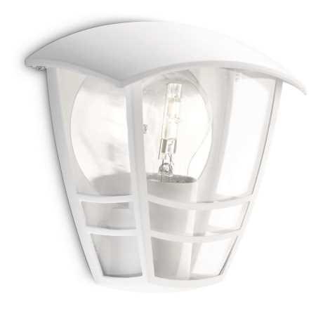 Philips 15387/31/16 - Venkovní nástěnné svítidlo MYGARDEN CREEK E27/60W/230V