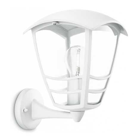 Philips 15460/31/16 - Venkovní nástěnné svítidlo STREAM 1xE27/60W/230V