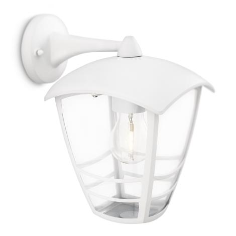 Philips 15461/31/16 - Venkovní nástěnné svítidlo MYGARDEN STREAM 1xE27/60W/230V