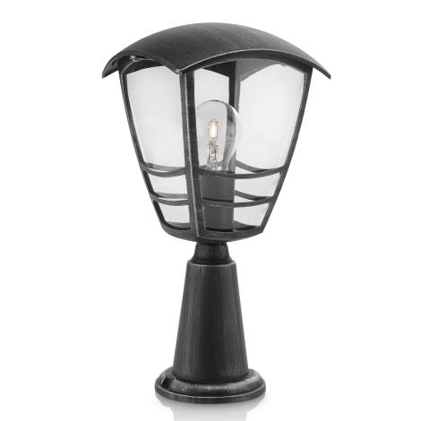 Philips 15462/54/16 - Venkovní lampa MYGARDEN STREAM 1xE27/60W/230V
